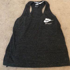 Nike racerback workout tank